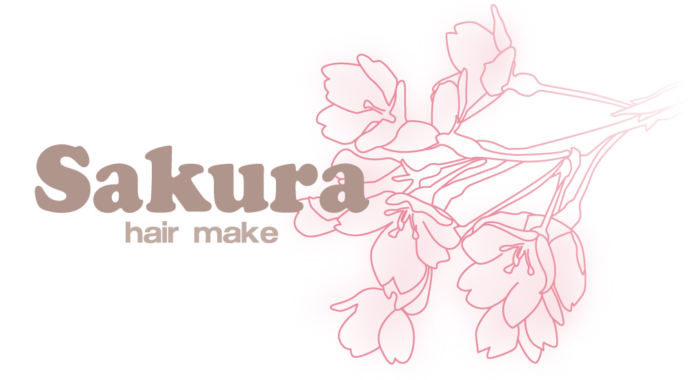 Sakura hair make